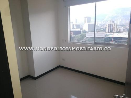 apartamento arrendamiento - conquistadores cod: 13247