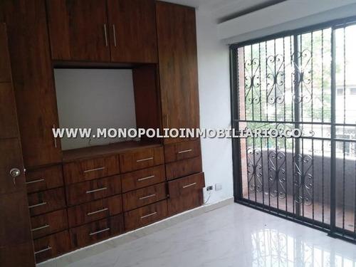 apartamento arrendamiento - el estadio cod: 10973