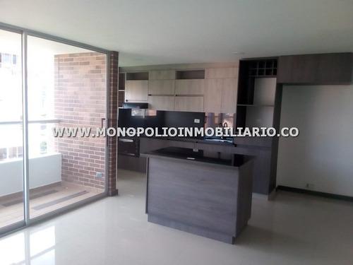 apartamento  arrendamiento - la castellana cod: 11928