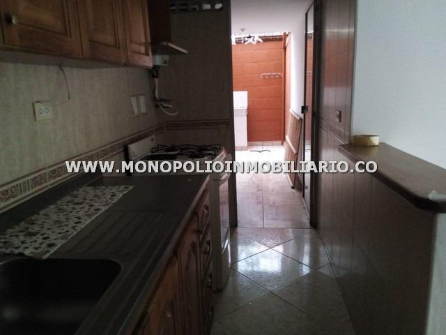 apartamento arrendamiento - los colores cod: 14404