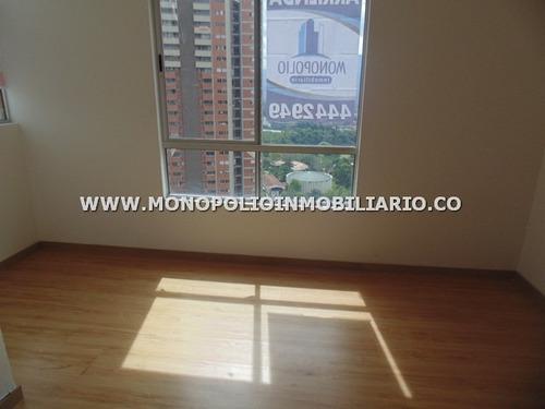 apartamento arrendamiento - pilsen itagüi cod: 11042