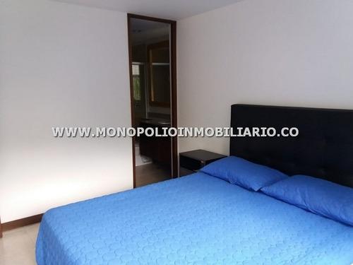 apartamento arrendamiento poblado san lucas cod: 12943