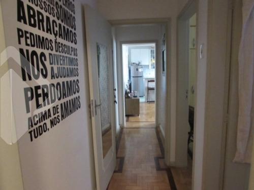 apartamento - auxiliadora - ref: 203829 - v-203829