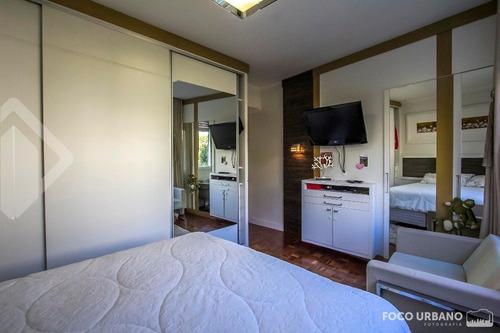 apartamento - auxiliadora - ref: 215338 - v-215338