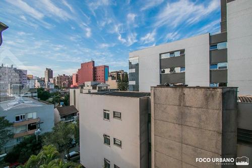apartamento - auxiliadora - ref: 223887 - v-223887