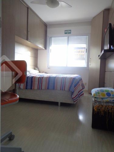 apartamento - auxiliadora - ref: 223889 - v-223889
