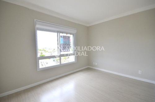 apartamento - auxiliadora - ref: 256194 - v-256194