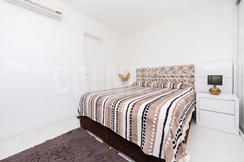 apartamento - auxiliadora - ref: 9565 - v-cl9565