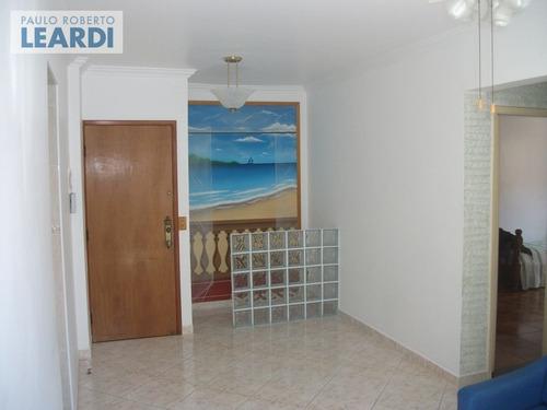 apartamento aviação - praia grande - ref: 477425