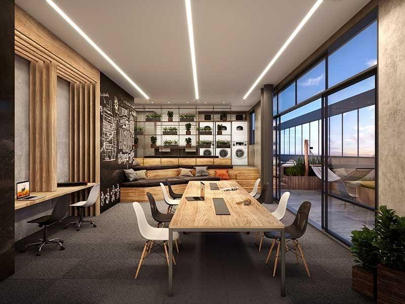 apartamento - azenha - ref: 480590 - v-pj5374