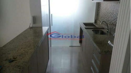 apartamento - b. jardim - santo andré - gl39492