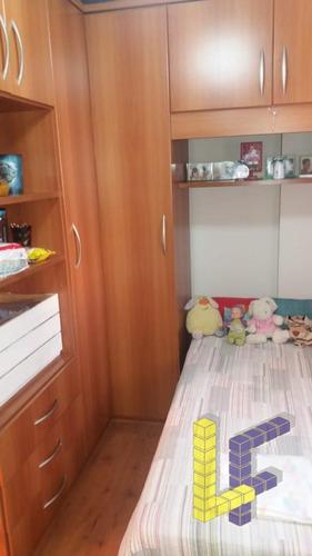 apartamento - b. sta paula  - 16753