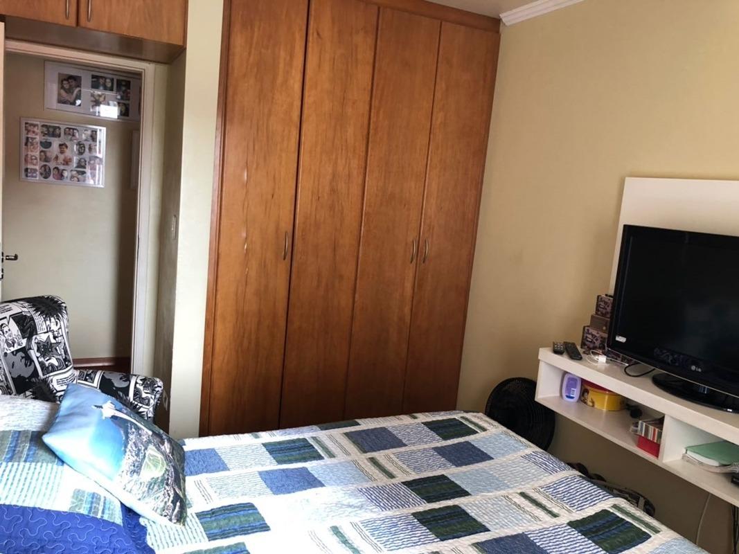 apartamento - baeta neves - são bernardo do campo  - 1033-19108