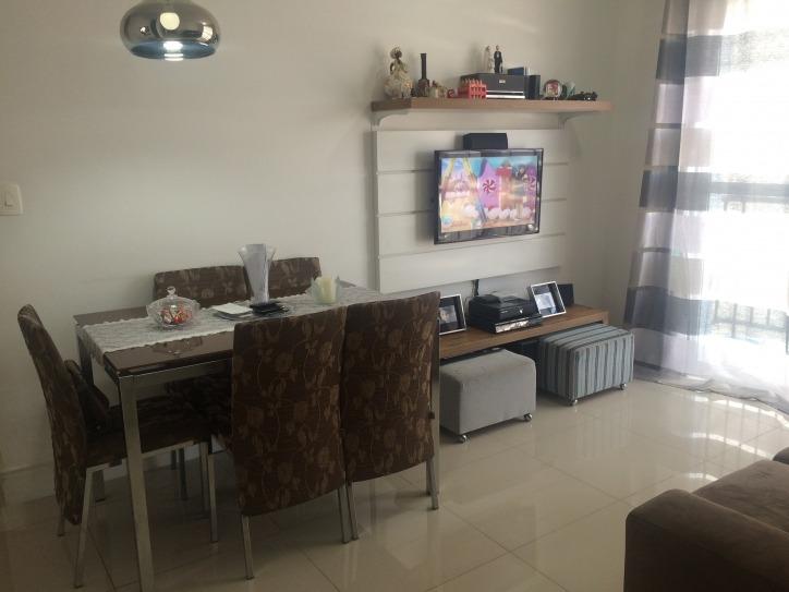 apartamento bairro fundação com 02 vagas - scsul - 607