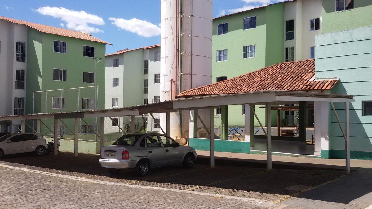 apartamento bairro jamil miguel anapolis resid serra dourada
