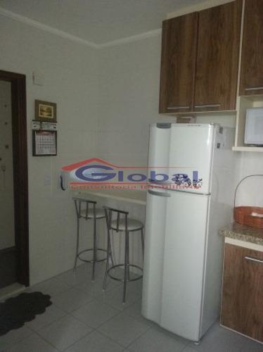apartamento - bairro santa maria - são caetano do sul - gl37203