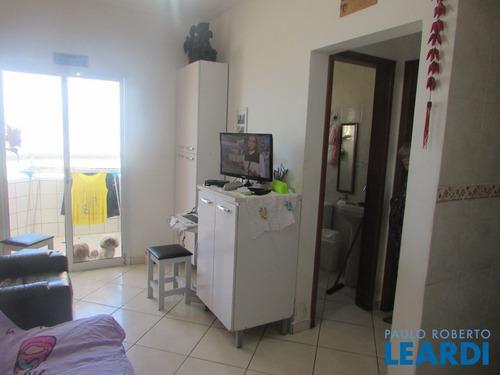 apartamento balneário maracanã - praia grande - ref: 470187