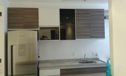 apartamento barcelona 1 suítes 2 dormitórios 2 banheiros 2 vagas 71 m2 - 1864