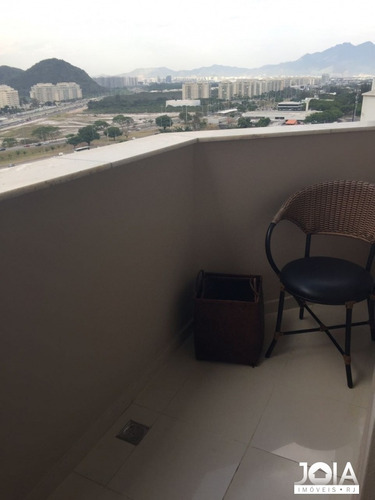 apartamento barra bali 3 quartos - recreio - 295