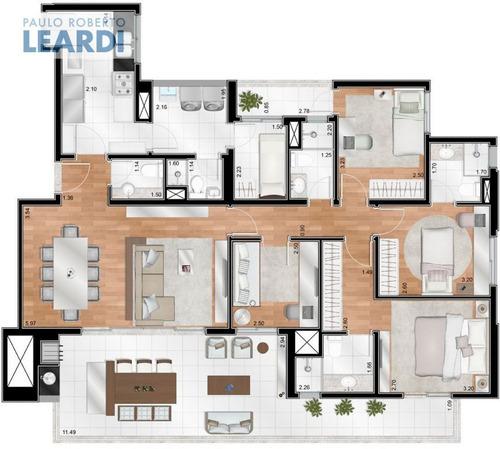 apartamento barra funda - são paulo - ref: 462874