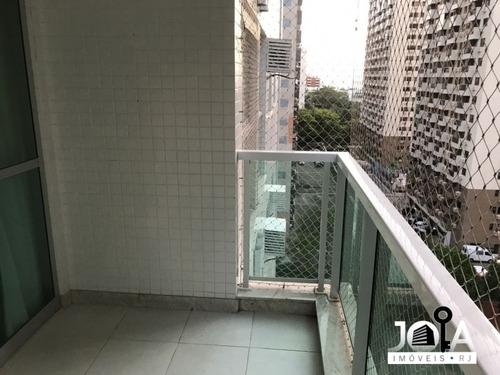 apartamento barra one 3 quartos com 100 metros abm - 340v
