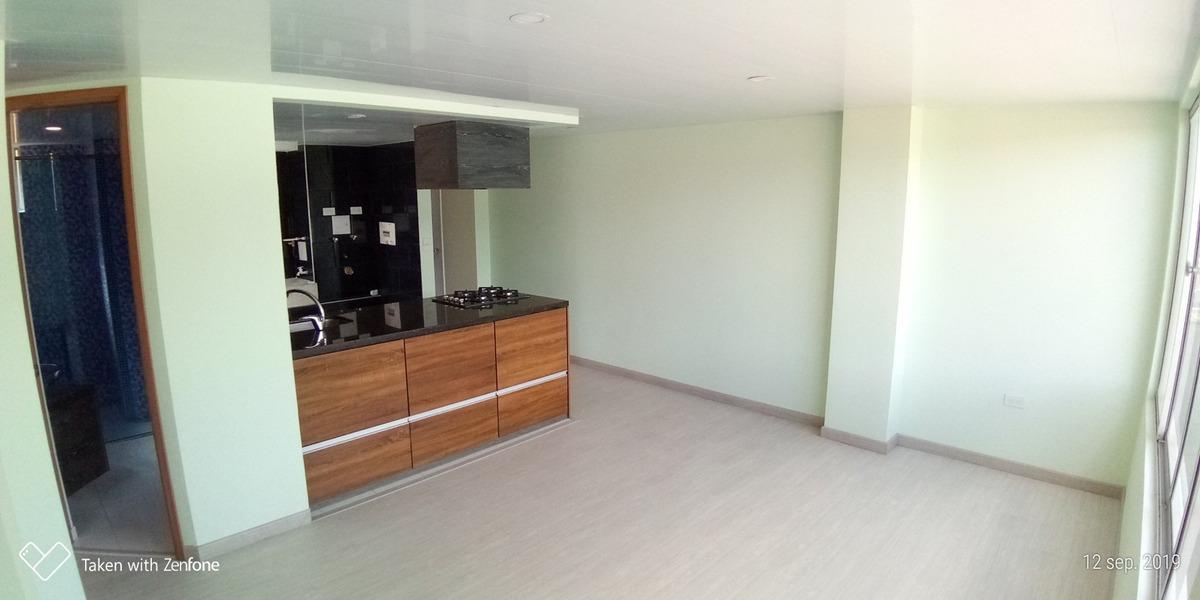 apartamento barrio la fragua 50 m2 espectacular