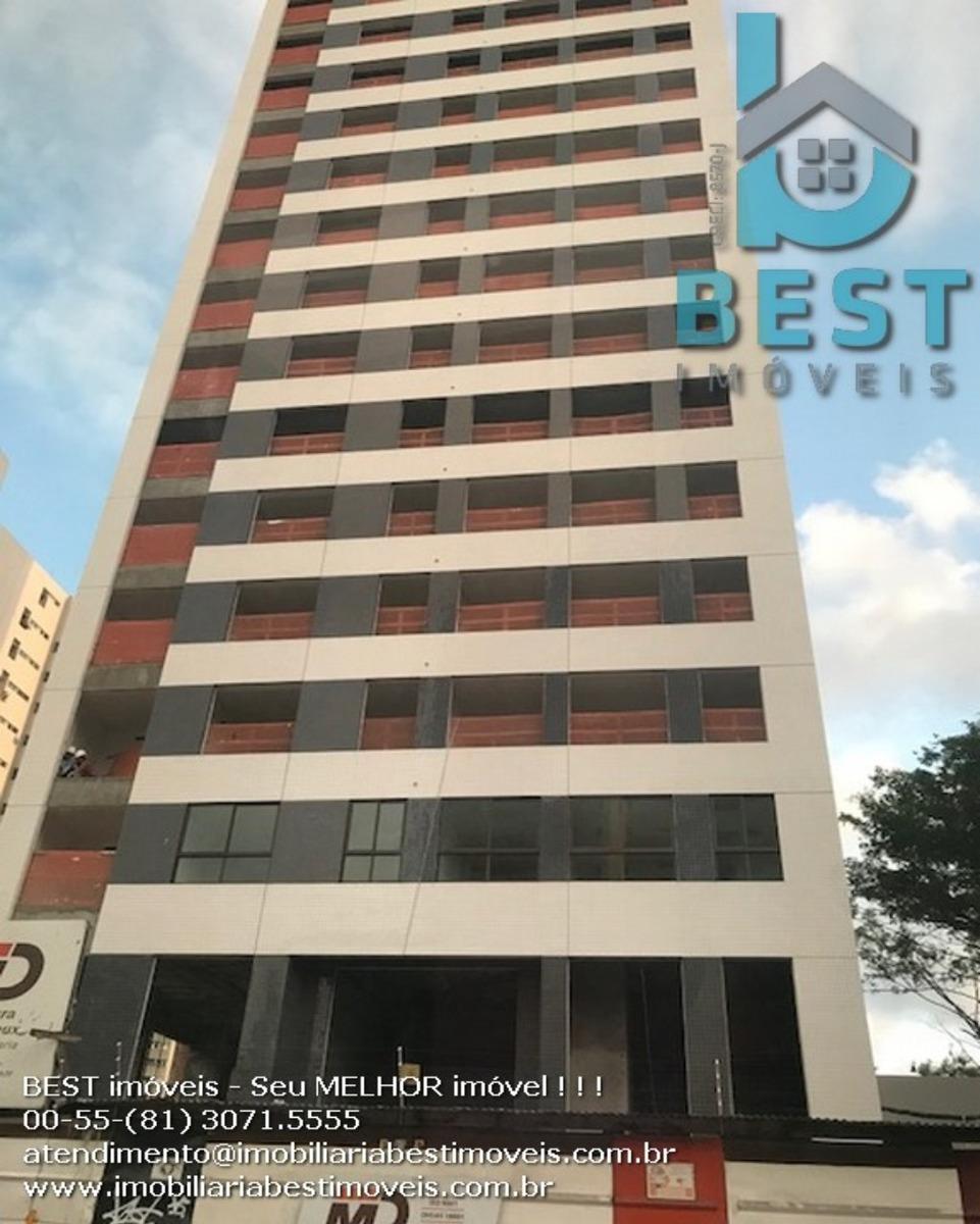 apartamento beach class jaqueira - ap02277 - 32531419