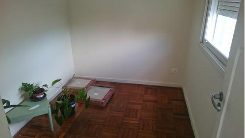 apartamento bela vista 2 dormitórios 2 banheiros 1 vagas 91 m2 - 1963