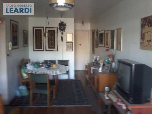 apartamento bela vista  - são paulo - ref: 490591
