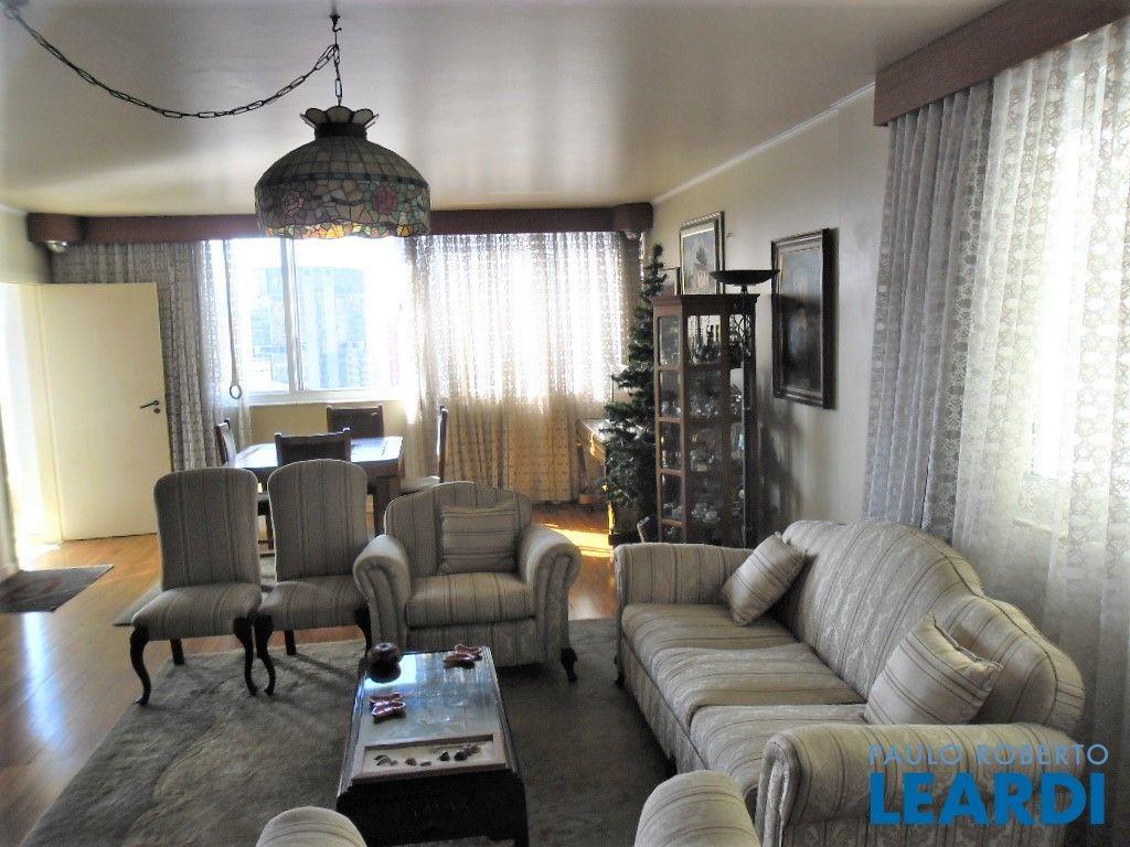 apartamento bela vista  - são paulo - ref: 494630