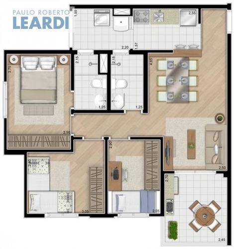 apartamento belenzinho - são paulo - ref: 410488