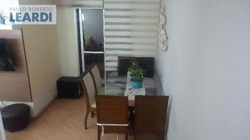apartamento belenzinho - são paulo - ref: 466676