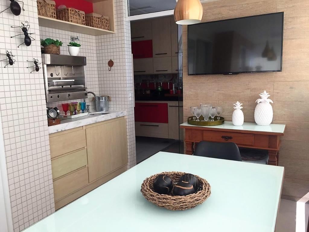 apartamento belíssimo com 4 quartos à venda na praia de piratininga, 170 m². - ap2332