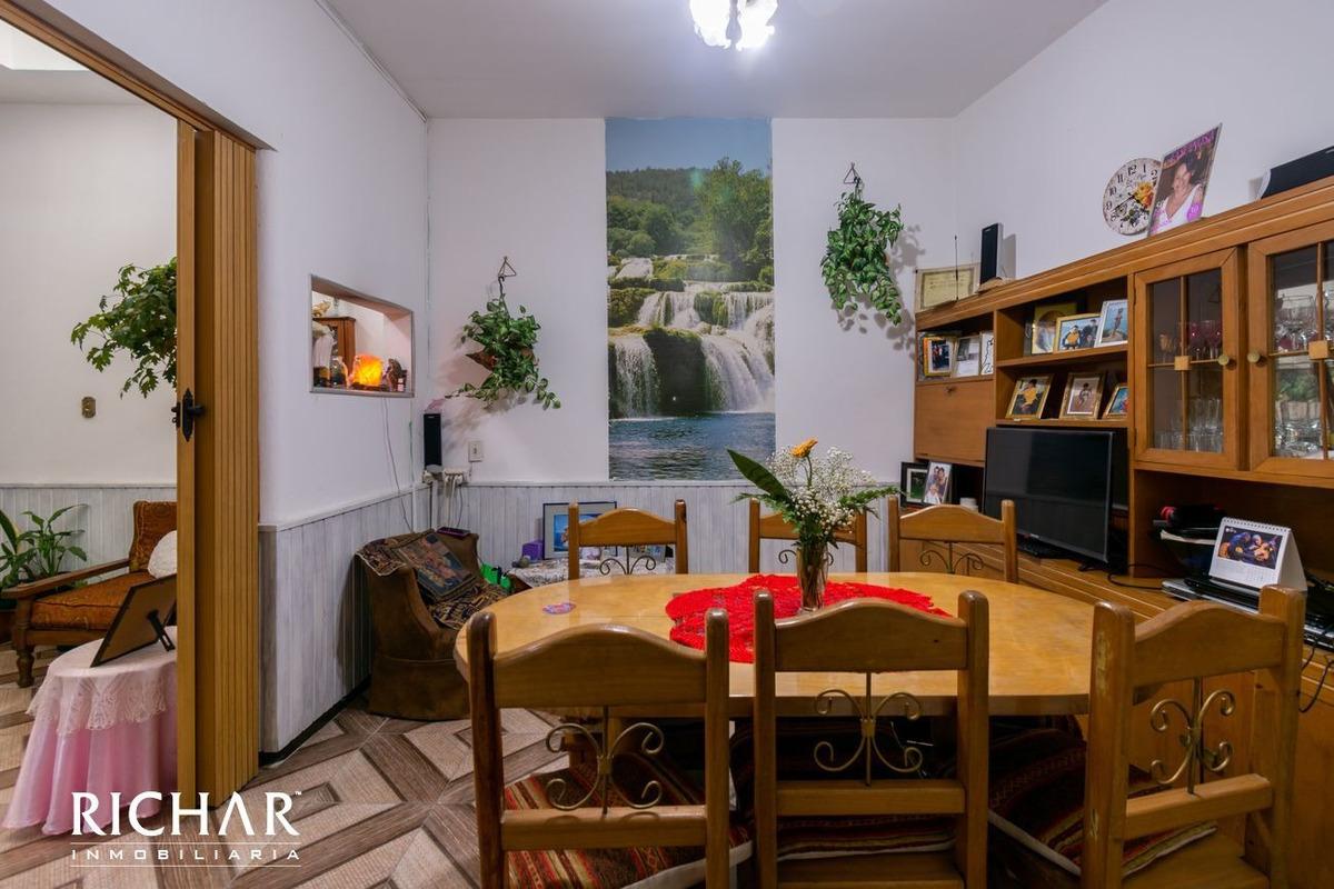 apartamento bella vista venta 3 dormitorios parrillero