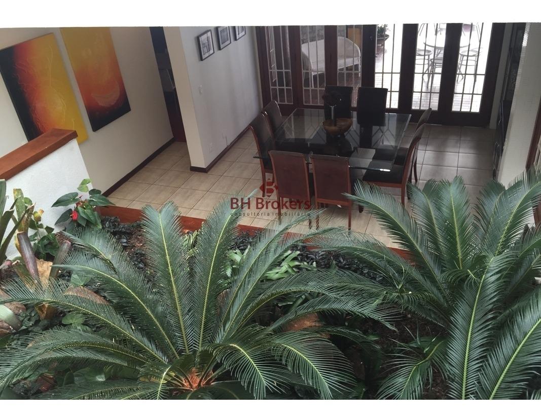 apartamento belvedere 04 quartos - 8618