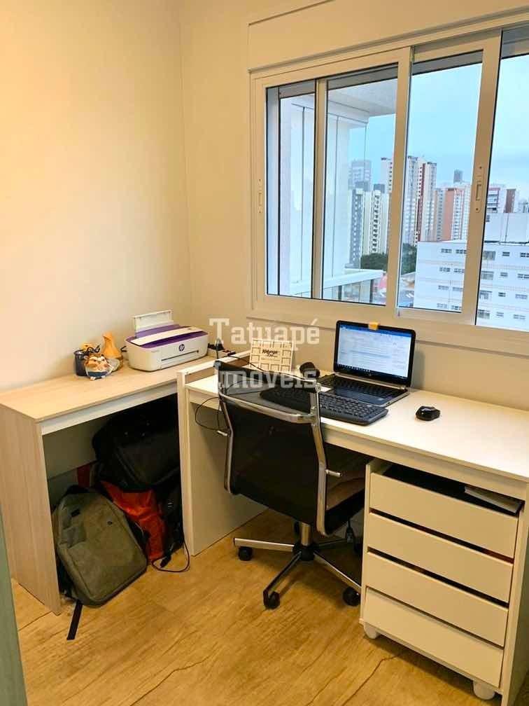 apartamento bio tatuapé 64m2 novo