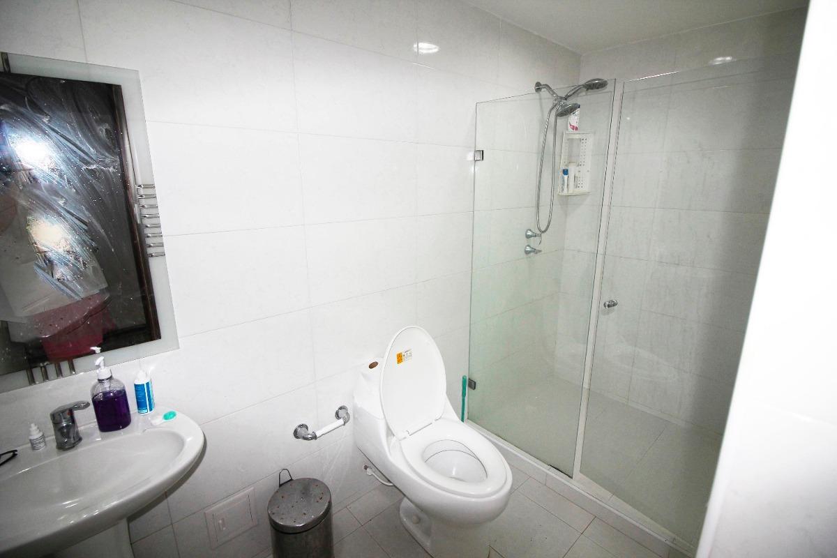 apartamento bocagrande excelente ubicación 128mts