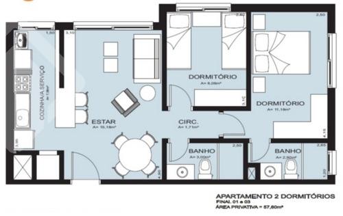 apartamento - bom jesus - ref: 182879 - v-182879