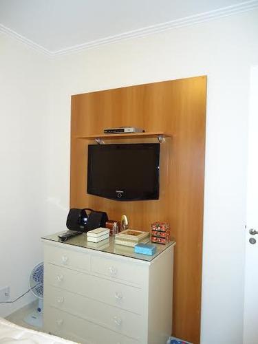 apartamento bom retiro 1 suítes 2 dormitórios 1 banheiros 1 vagas 63 m2 - 1672