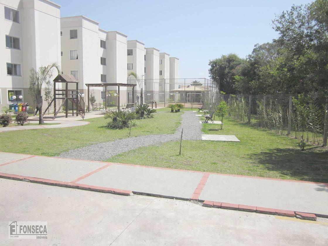 apartamento boneca do iguaçu, 46 m², 01 quarto c/ móveis