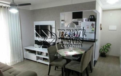 apartamento bonfim - totalmente planejado - fino acabamento