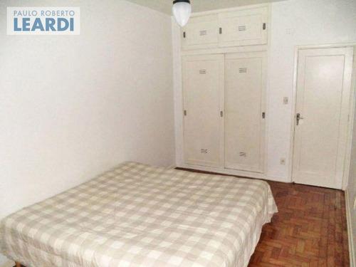 apartamento boqueirão - santos - ref: 486976