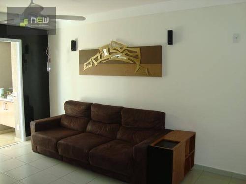 apartamento bosque das juritis - ap0027