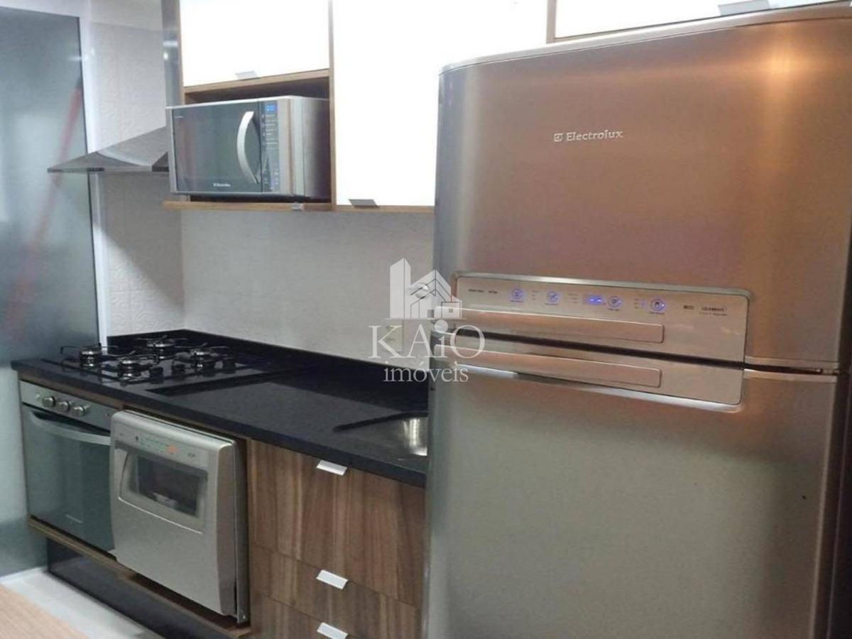 apartamento bosque ventura 80m², aceita financiamento ap1351