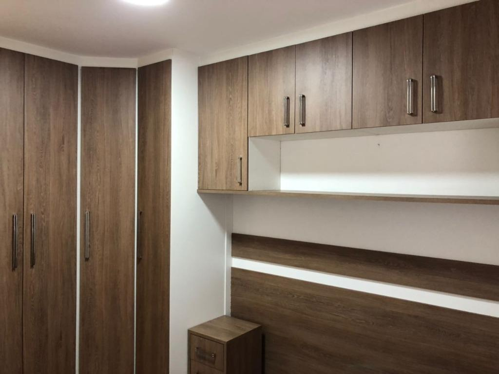 apartamento bosque ventura todo mobiliado oportunidade - ap3841