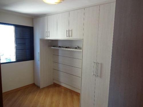 apartamento bras 2 dormitórios 1 banheiros 1 vagas 50 m2 - 2287