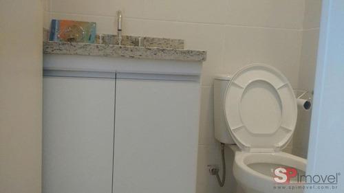apartamento bras 2 dormitórios 1 banheiros 1 vagas 52 m2 - 2491