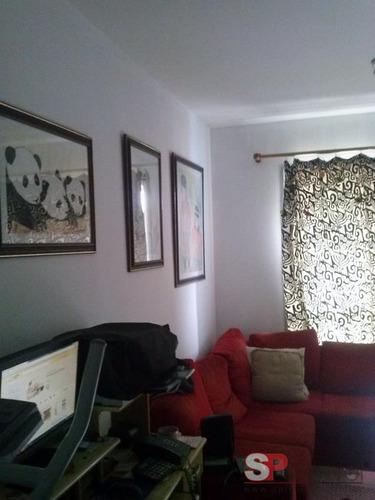 apartamento bras 2 dormitórios 1 banheiros 1 vagas 55 m2 - 2522