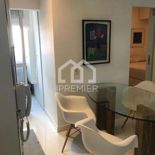 apartamento brooklin 44m² 1 suite 1 vaga - ap93