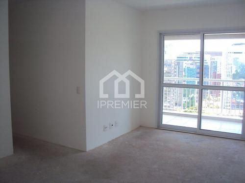 apartamento  - brooklin- 64 m² -  02 dormitórios - 02 vagas - ip10488